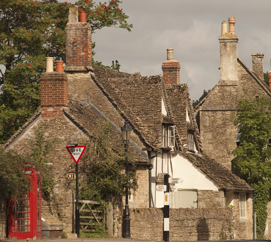 Lacock is a quintessential English village Tour