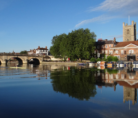 Henley on Thames Tour