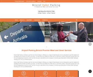 Bristol Valet Parking, Bristol
