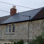Spanish Slate roofing in Bath