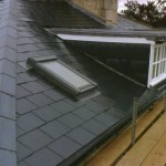 Slate & lead roof Bath roofing