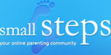 Small steps parenting logo