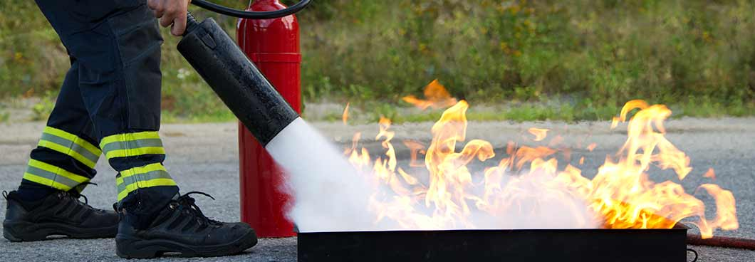 Fire Safety Training in Swindon