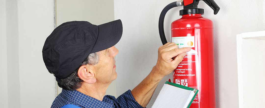 Fire extinguisher maintenance Swindon