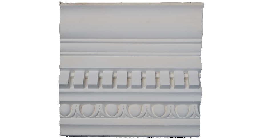 georgian dentil