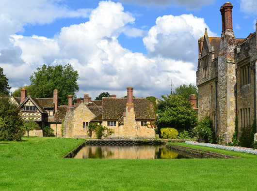 Hever Castle Tour