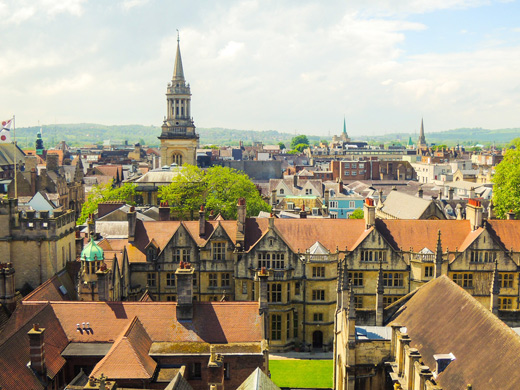 Oxford UK Tours