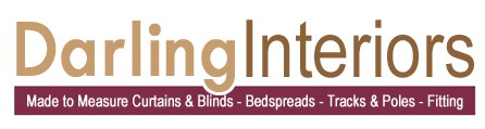 Blinds and curtain shop Bath, Darling Interiors
