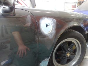 Accident Repairs Bristol