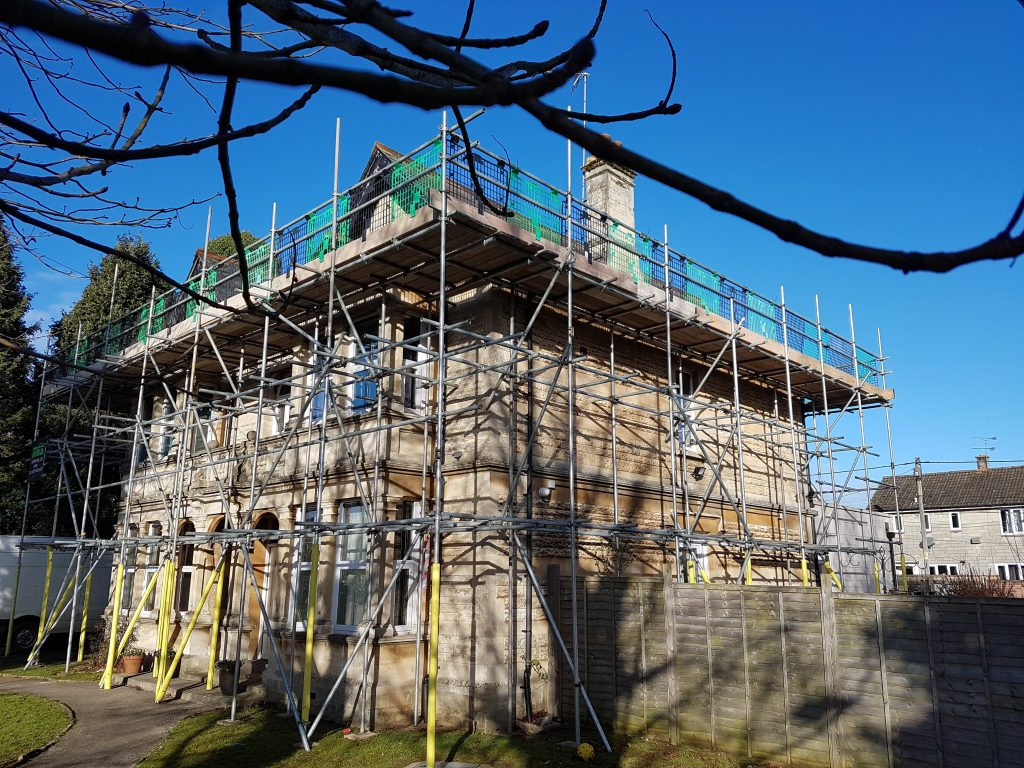 Domestic Scaffolders Chippenham