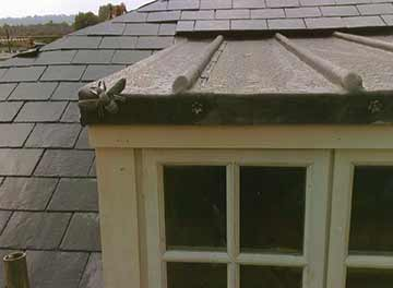 slate tiles Bath roofing