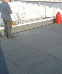 flat roofing Calne