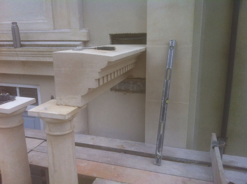 Architectural Stone Supply Bath
