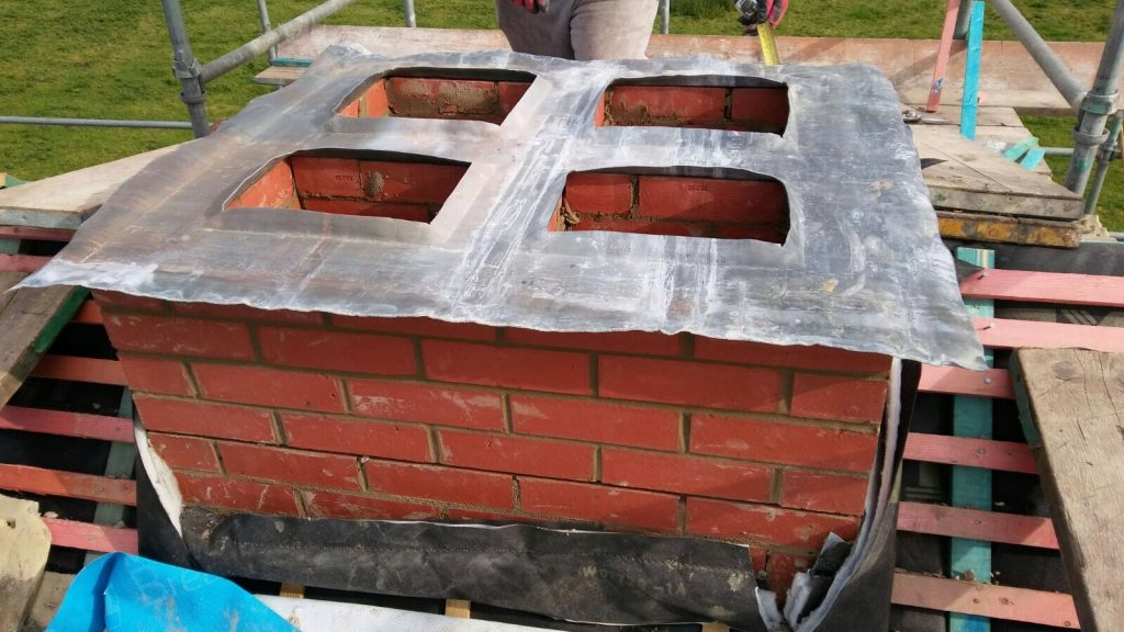Chimney Stack repair and maintenance