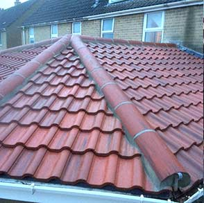 Pitch Roof by SC Roofing Bath
