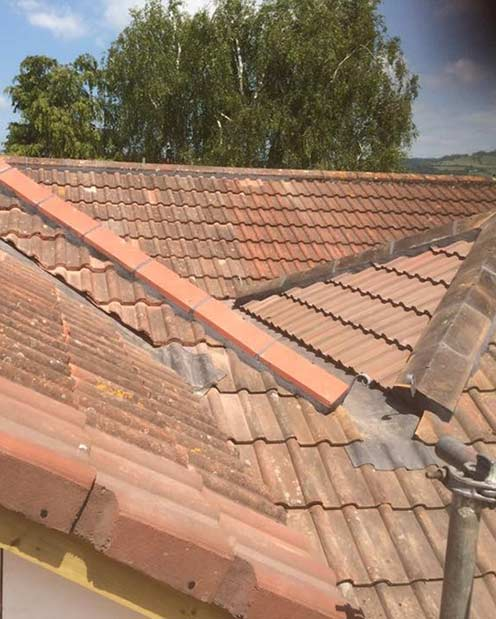 Roof repair & Maintenance Bath