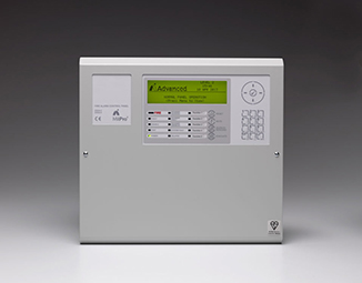 Loop Panel, Total Fire and Security, Bath