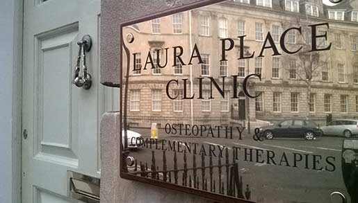 Laura Place Wellbeing Osteopathy Clinic Bath